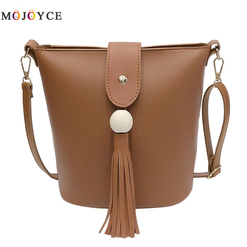 Fashion 2018 Small Tassel Bag Women Messenger Bags Female Handbag Shoulder Bag Flap Women Crossbody Bag