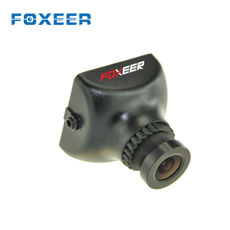 Hot Sale Foxeer XAT600M HS1177 600TVL CCD 2.8MM IR Mini FPV Camera IR Blocked 5-22v With Bracket For FPV Multicopter hot sale eachine 800tvl ccd 148 degree fpv camera et600r 5 8g 40ch 600mw mini av transmitter for fpv multicopter part