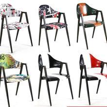Кофейня молочный чай магазин стул для маникюра спинки стул обеденный стул для досуга домашний стул