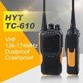 Hytera TC 610 Ручка Радио 16 Канал 5 Вт Рация HYT TC-610 136-174 МГц Водонепроницаемый Walkie Talkie