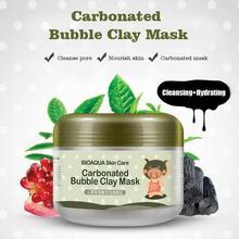 BIOAQUA Skin Care Nutrition Repair Face Cream Carbonated Bub