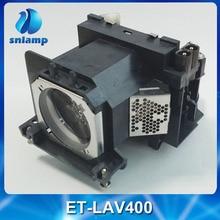100% Оригинальные ET-LAV400 лампы проектора для Panasonic PT-VW530 PT-VW535 PT-VW535N PT-VX600 PT-VX605 PT-VX605N PT-VZ570 PT-VZ575NU