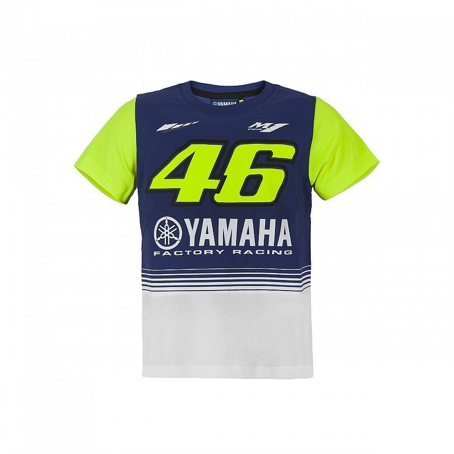 2017 New Moto GP THE Doctor Kid T-shirt Children Leisure t-shirt Fit for Yamaha M1 VR46 Valentino Rossi Kids Childs T-Shirt