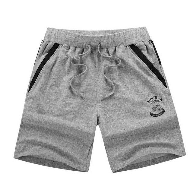 Summer Style 2017 New Mens Shorts Plus Size XXXL 4XL 6XL 8XL 7XL Loose Jogger Casual Male Fitness Cotton Sweat Short Homme