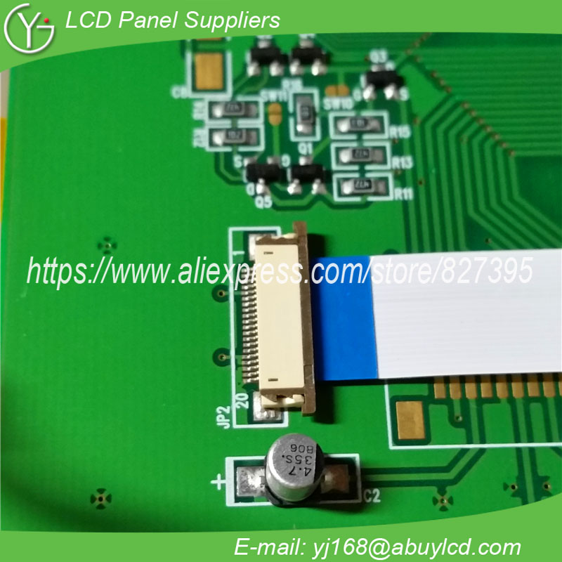 """Image 4 - 3208H1 1F 5.7"""" industrial LCD display Panel 3208H1 4C-in LCD Modules from Electronic Components & Supplies"""