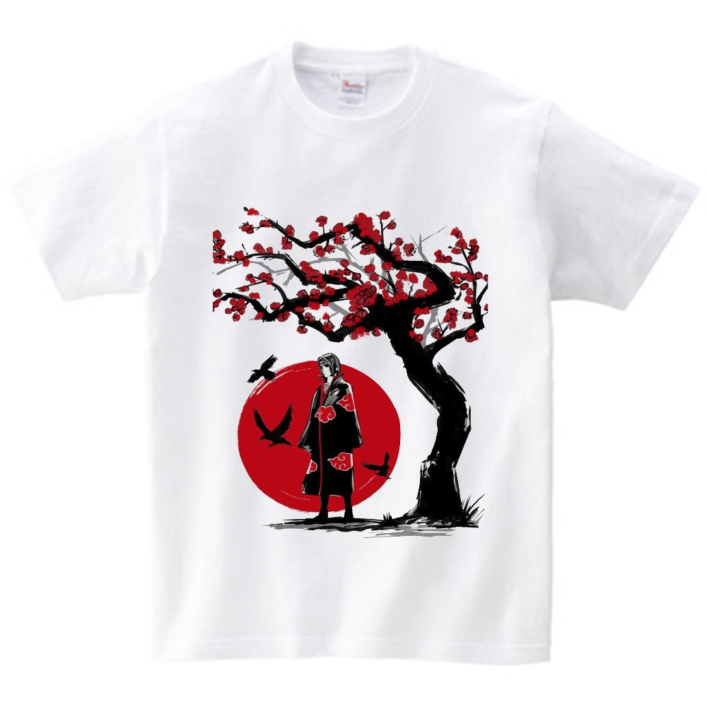 Summer Cartoon Children 39 s Shirt Fashion Naruto Kid 39 s T shirt New Design Boy Baby Top Tees Short Sleeve Girl Anime t shirt NN in T Shirts from Mother amp Kids
