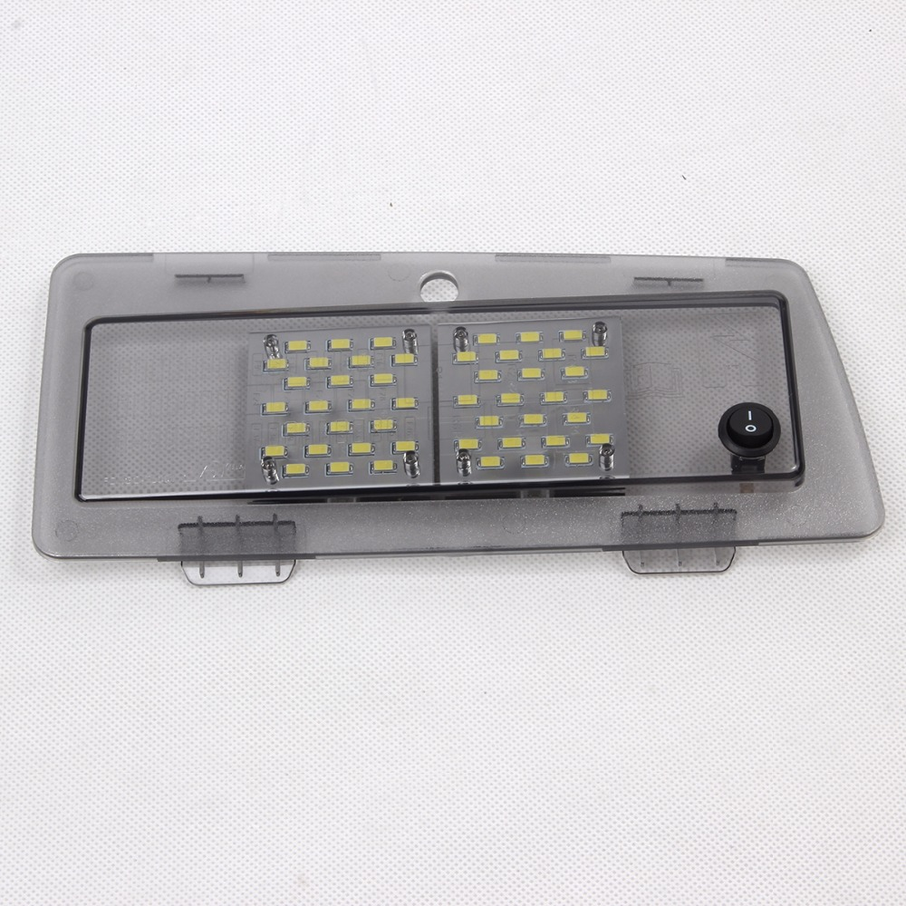 LED Trunk Lamp Car Trunk Light Auto Boot Lights Custom For Ford Kuga 2013-2016 car rear trunk security shield cargo cover for ford escare kuga 2016 2017 high qualit black beige auto accessories