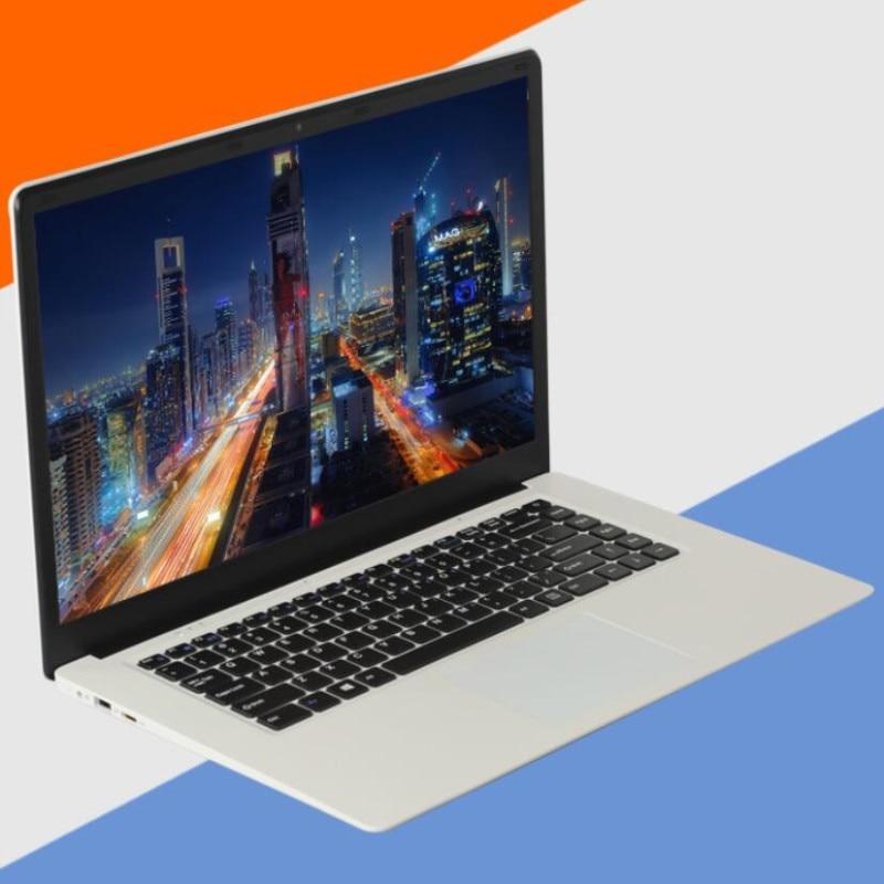 J3455 8GB de RAM + 240GB SSD Intel Celeron CPU Quad Core laptops Notebook 15.6