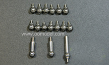 Tarot 450 sport Parts Linkage Ball Set TL45107 for 450 rc helicopters Free Track Shipping