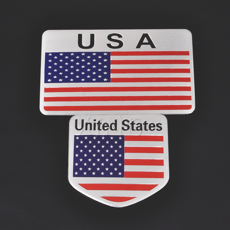 United Car Finance United Car Finance: Aliexpress.com : Buy USA Car Sticker American Flag Badge