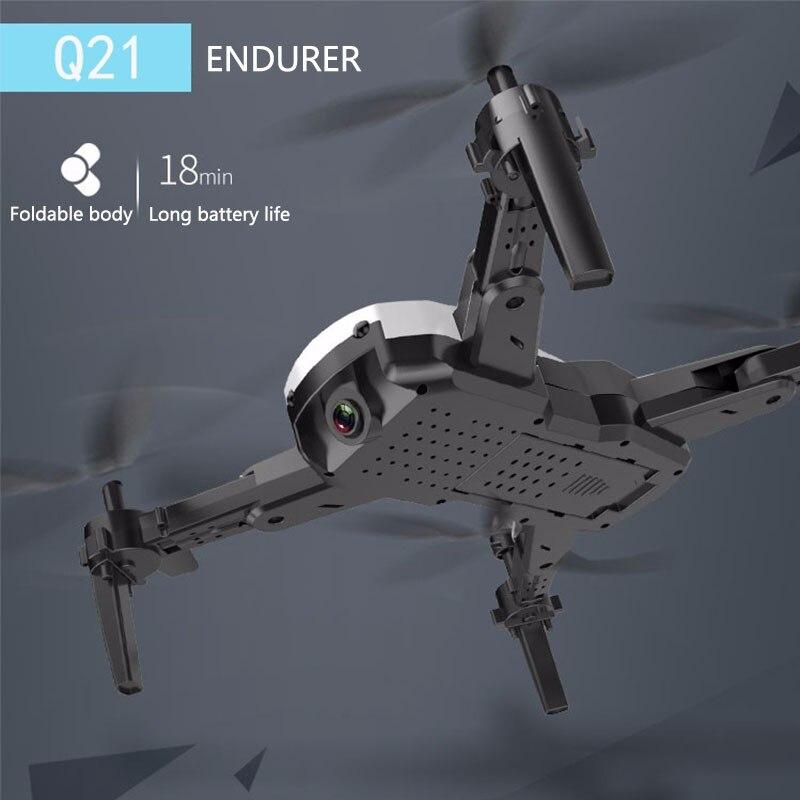Drone Avec HD 1080 P Wifi Caméra Quadrocopter Planant FPV Quadricoptères 5MP Pliant hélicoptère rc sac de rangement jouet pour garçon - 3