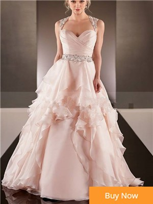 Blush-Wedding-Dresses-Sexy-Sweetheart-Wedding-Dress-Pink-2015-New-Designer-Wedding-Dresses-Bridal-Gowns-Backless