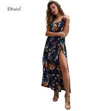 Diwish Bodysuit Women Floral Print Women's Summer Overalls 2019 Women Jumpsuits Deep V-Neck Sexy Romper Women Spaghetti Strap
