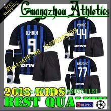 522943d32 18 19 soccer jerseys HOME AWAY MAN ADULT ICARDI Inter Milan maillot  Champions League