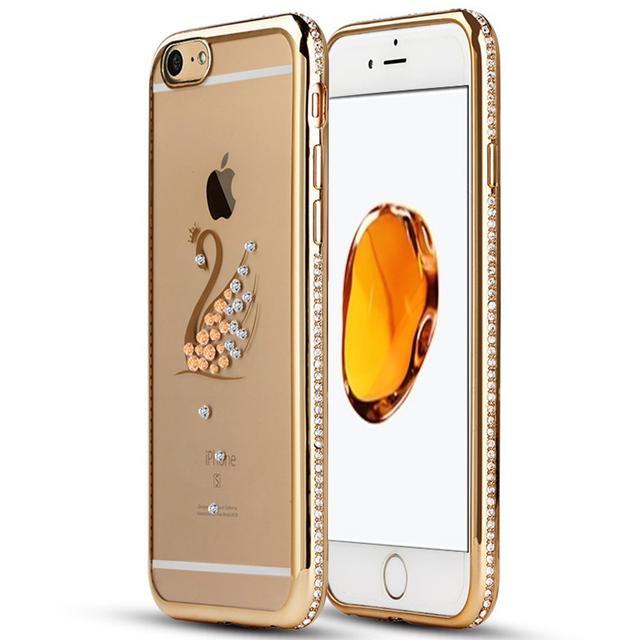 Rhinestone Case For iPhone 7 / 7 Plus
