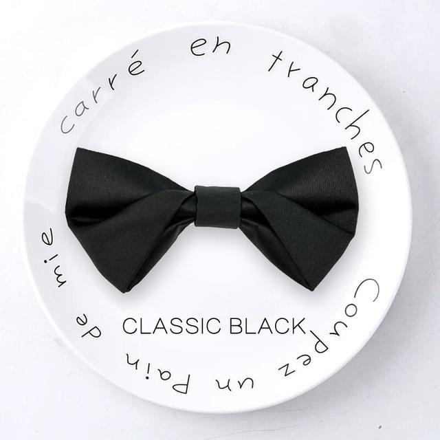 0d3902280a80b NEW 2018 Cravat bow ties for men handmade fashion corbatas para hombre  noeud papillon homme mariage krawatte pajarita hombre-in Ties &  Handkerchiefs ...
