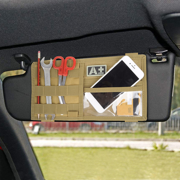 Auto accessories for travel kits