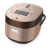 Kitchen Appliances Rice Cooker Electric Pressure Cooker Natural Health Ceramic Inner Gall Rice Cooker Multifunctional 4L