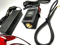 Бесплатная доставка Сэм лазерная гравировальная машина с ЧПУ выделенный 15 Вт лазерный модуль Лазерная металлическая гравировка 450нм лазер