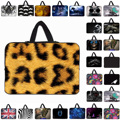 "Carrying Laptop Inner Case Bags For Mac Book Air/Pro Retina 17.3 17 15.4 13.3 13 11.6 Neoprene Netbook Cover For 9.7"" 10"" 14"" PC"