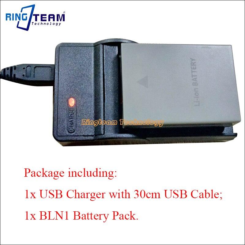Streng Ohd Original 1600 Mah Bln-1 Ps-bln1 Bln 1 Digital Kamera Batterie Für Olympus E-m5 Em5 Omd Om-d Batterien Unterhaltungselektronik