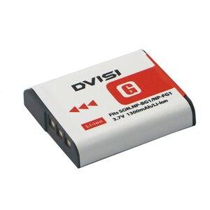 Image 4 - بطارية رقمية كاميرا 3.7 فولت 1300 مللي أمبير لسوني NP BG1 NP FG1 DSC H3 DSC W70 BC CSGE W30