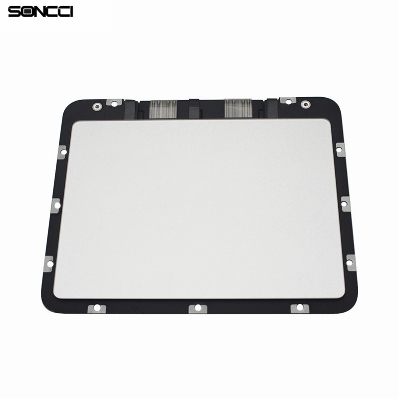 Soncci A1398 2015 New Sliver Trackpad Touchpad Touch Panel replacement parts For Macbook Pro 15
