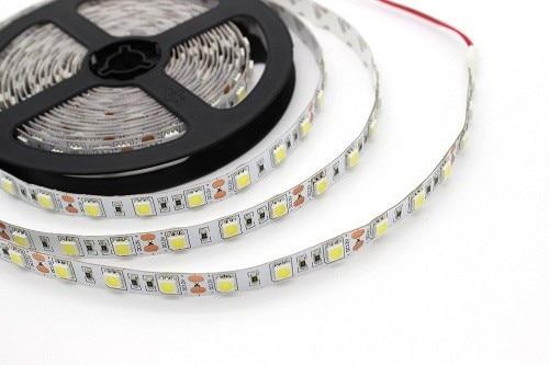 LED Strip 5050 DC12V LED strip flexible light IP20 non-waterproof 60 led/m,5m RGB LED strip 5050,White/warm white/R/G/B