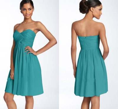Online Buy Wholesale knee length bridesmaid dress patterns from ...