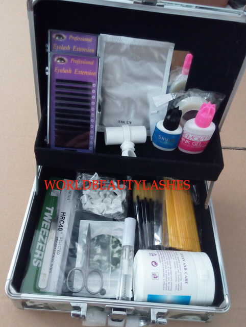 High Quality Ellipse Eyelash Extension Kits Wholesale All