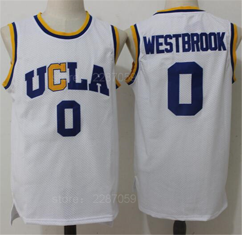 finest selection 21a1c 754b3 coupon russell westbrook college jersey 64cc2 0e0b6