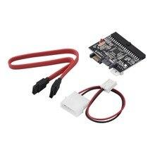 2 в 1 SATA IDE конвертер IDE SATA адаптер для DVD/CD/HDD EM88