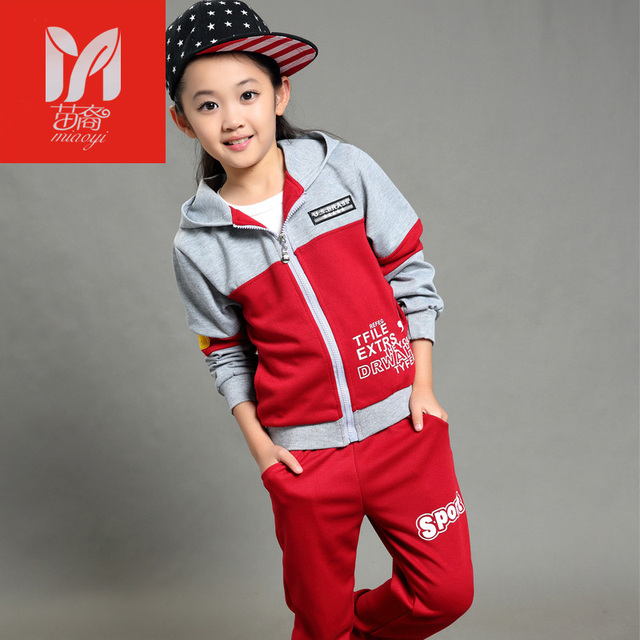 11917de5f4f2 New Autumn Children s Clothing Sets Kids Boy Zipper Clothes Set ...