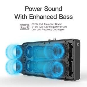 Image 3 - Ggmm alexa で E5 wifi スマートスピーカーワイヤレス bluetooth スピーカー 20 ワットポータブル重低音スピーカー電話エアプレイ dlna live365
