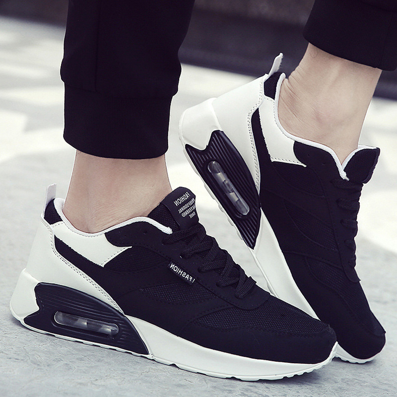 Men Outdoor comfort walking Shoes Training Breathable Anti-Slippery Light Sneakers high quality men Sport Shoes basket femme