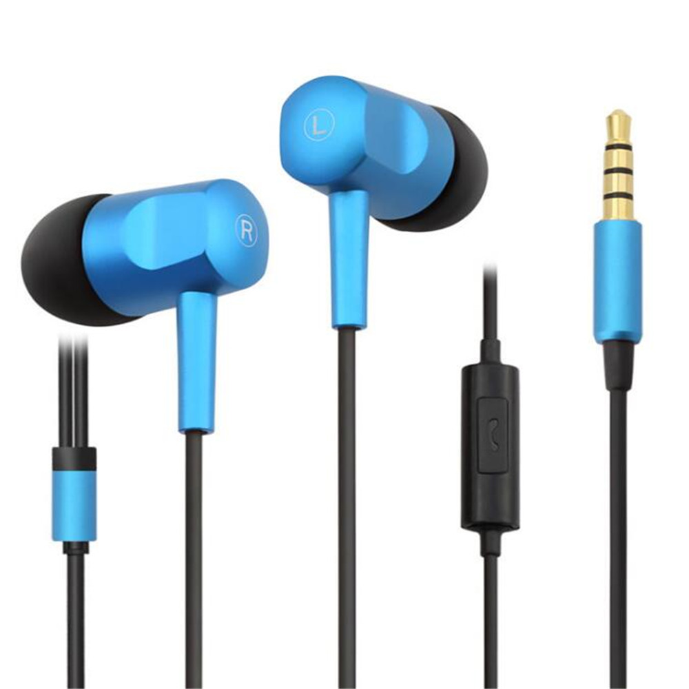 2018032403 xiangli  in-ear earphone with L Bending  for sport video and music 4  colours 39.99