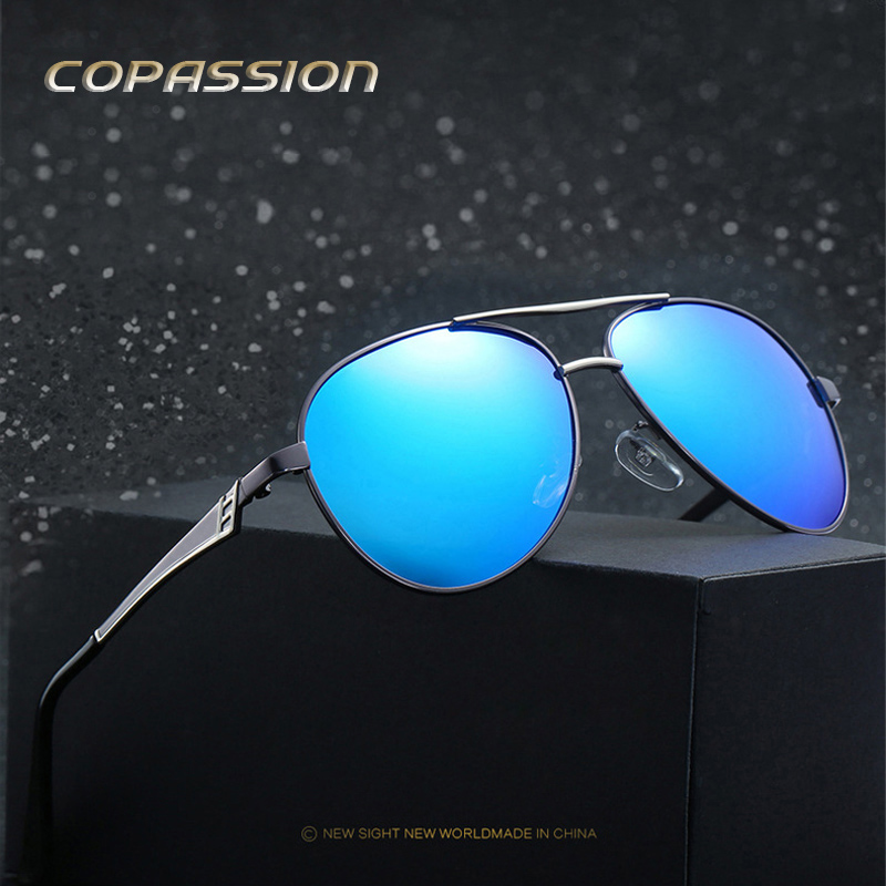 New polarized sunglasses men Brand design fishing sun glasses Male driving glasses uv400 Eyewear goggles oculos de sol masculino