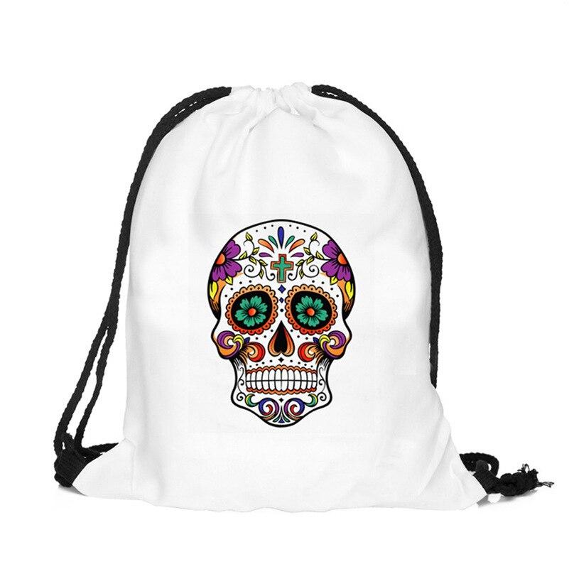 Backpack Unisex Emoji Geometric School Book 3D Printing Laptop Korean mochila Travel Bags Backpacks for Teenage