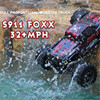 GPTOYS S911 1/12 Off- road Car 42km/h High Speed RC Car 2.4G Remote Control Toy Dirt Bike Classic Toys Racing Big Wheel for Kids