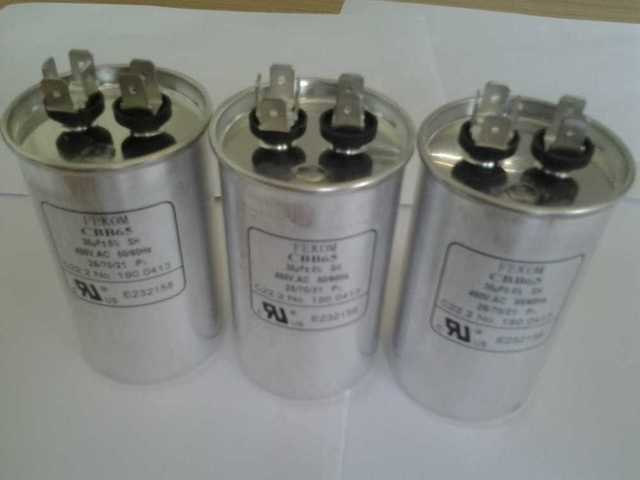 FEKOM CBB65 Start capacitor 35uF 450V