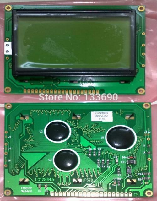 LG128645 lcd screen panel 128*64 12864 128X64 new and original lcd display