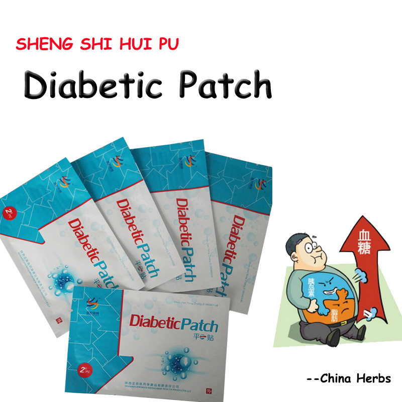 Diabetic patch control blood sugar plaster cure diabetic treatment diabetes care herbal products 5pcs pack reduce blood sugar diabetic plaster diabetes treatment cure diabetes patch medications natural herbs