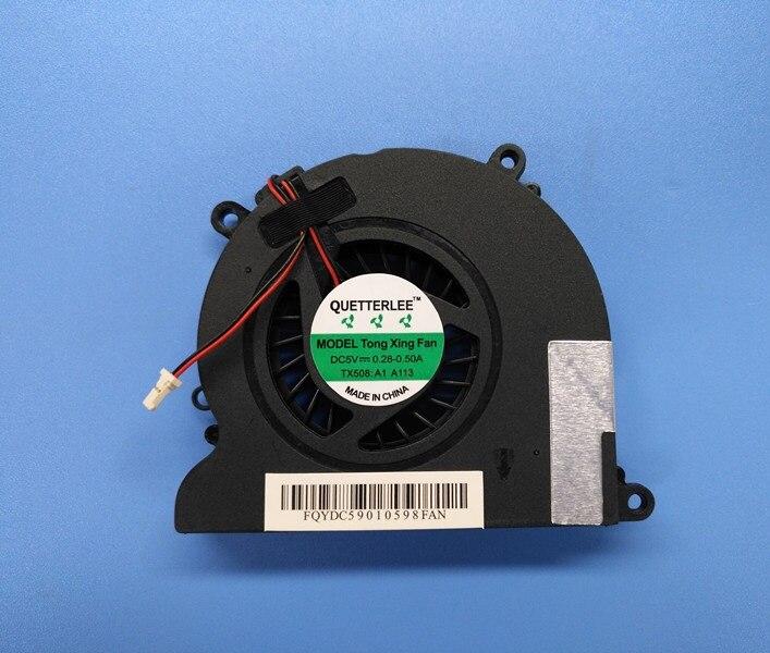 SSEA New CPU Cooling Fan for HP DV4 CQ40 CQ41 CQ45 laptop Cooler Fan