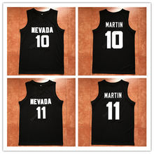 5c12f3901f3f 2018 New Twins Cody Martin   Caleb Martin NEVADA WOLFPACK College Throwback  Basketball Jersey Stitched Top