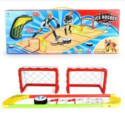 Экологичные хоккейные и хоккейные детские спортивные игрушки для родителей и детей, интерактивные игрушки, рождественский подарок