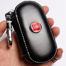 car key cover For Fiat Fei Xiang Yue Fei Yue Fei Yue Fei, Fiat 500X special automotive supplies genuine leather car keys case