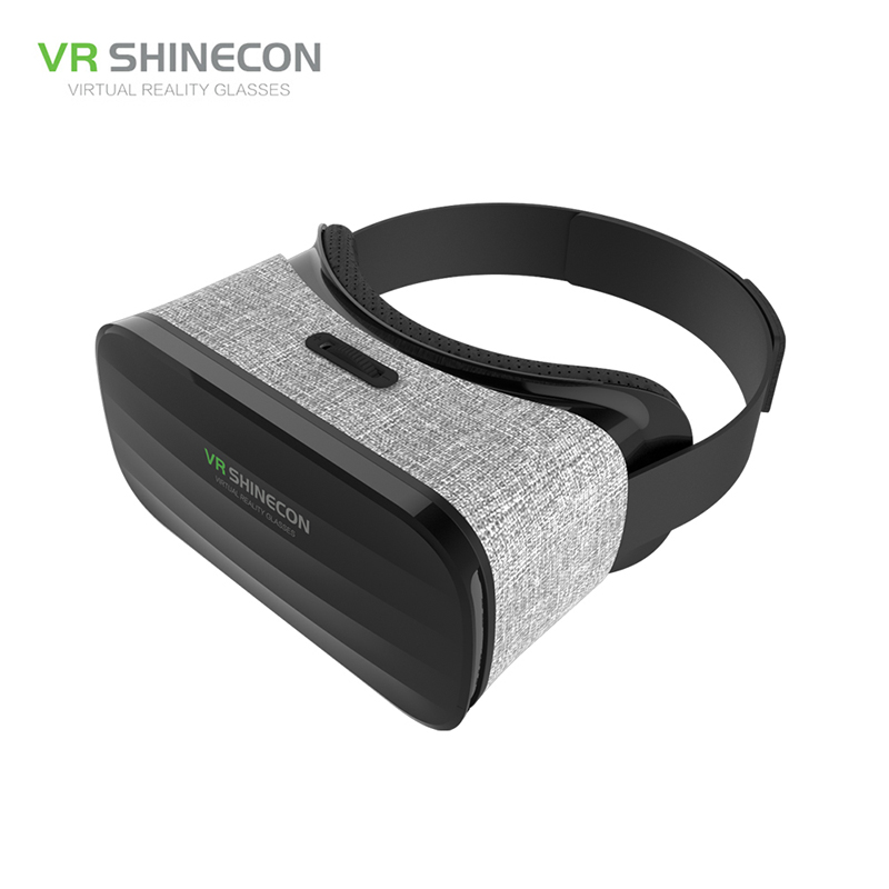 17 VR Shinecon 3D Immersive Virtual Reality Glasses Cardboard Wearable VR Box Headset for 4.3-6.0 inch Smartphone + Controller 16