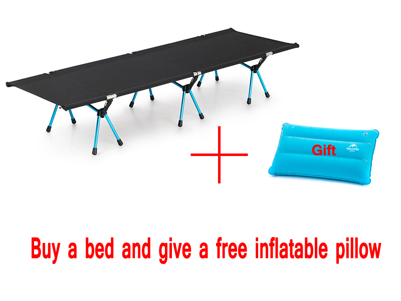 None Brand Factory Direct Sale Sturdy Comfortable Camping Mat Portable Folding Tent Bed Sleeping Cot Outdoor Camping Bed