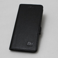Genuine For Xiaomi Redmi 4 Pro Leather Case Cover Luxury Book Flip Leather Case For Xiaomi
