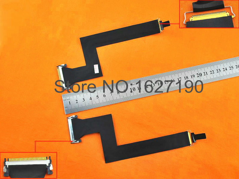 NEW Laptop LCD Cable For Apple iMac A1311 21.5 593-1280 922-9497 2010 years P/N 593-1280 2010 YEARS Replacement